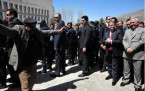 İçişleri Bakanı vatandaşa göbek attırdı