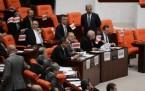 MHP grubu Öcalan'ın mesajı için olağanüstü topland