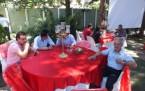 İbrahim Çam'ın Kahvaltı Programı ve Basın Açıklama