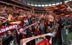Galatasaray kupa töreni