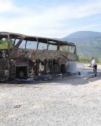 27 turist ölümden döndü!