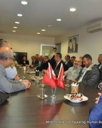 MHP Pendik'ten Coşkulu Bayramlaşma