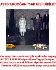 AK Parti den İlginç Kareler