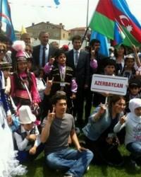 İstanbul Ülkü Ocakları 19. Türk Dünyası Çocuk Şöle