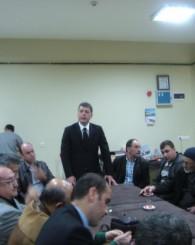MHP Pendik'te Çalışmalarına Başladı