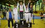 Pendik Belediyesi sporcularından Taekwondo'da 6 ma