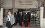 Devlet Bahçeli Türk Ocakları Genel Merkezi'ni Ziya