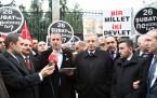 MHP İstanbul Hocalı Katliamı İçin İmza Kampanyası