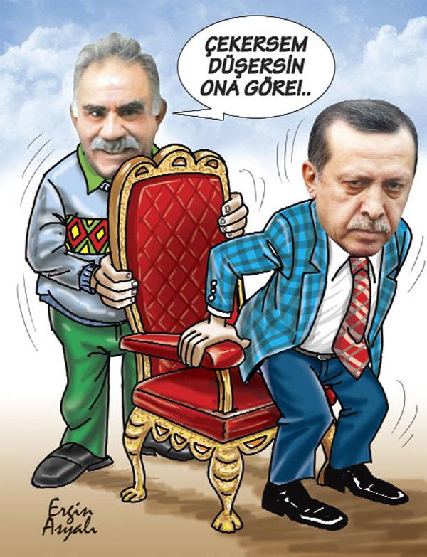 Erdoğan'ın Köşk umudu Öcalan