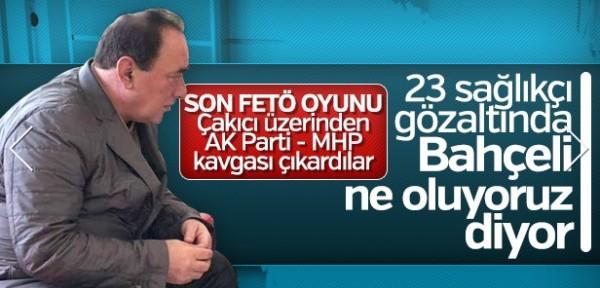 Alaattin Çakıcı üzerinden AK Parti-MHP kavgası çıkardılar