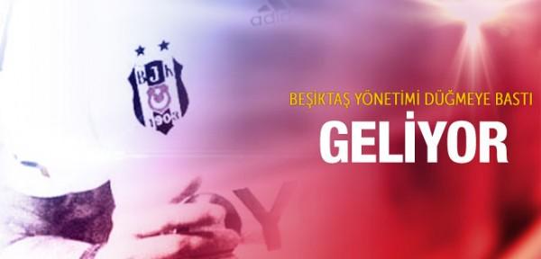 Beşiktaş'ta rota o isme çevrildi