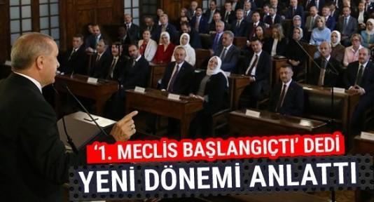 Erdoğan: Bundan sonra sadece zafer marşları yazacağız