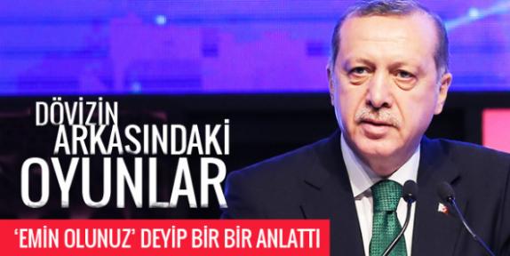 Erdoğan: çok açık çok kirli çok sinsi