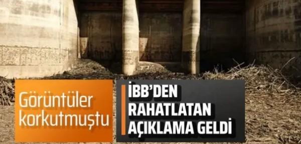 İBB'nin açıklaması rahatlattı!