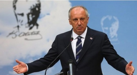 İnce'den CHP'lilere kritik çağrı