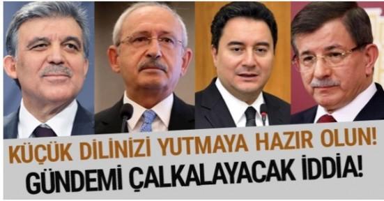 Kemal Kılıçdaroğlu Abdullah Gül'e ne vadetti? Gündemi sarsacak iddia!