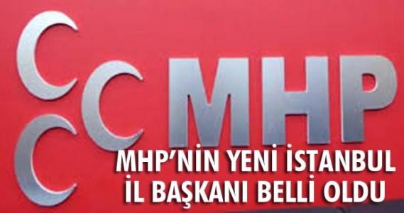 MHP İstanbul İl Başkanlığı görevine Mehmet Bülent Karataş atandı