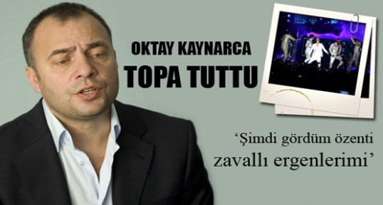 Oktay Kaynarca'dan Justin Bieber hayranlarına ağır eleştiri