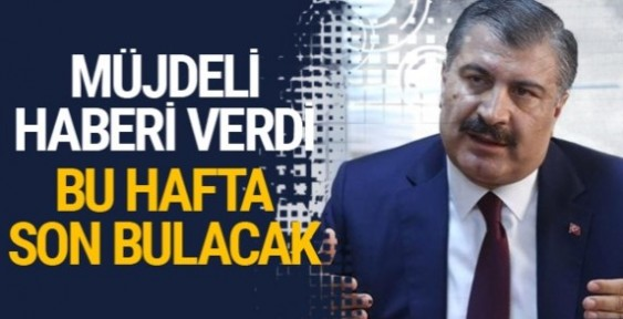Sağlık Bakanı Fahrettin Koca 41 ilaç için iyi haber verdi