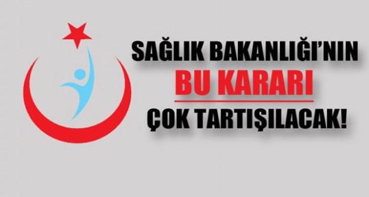 Sağlık Bakanı Mehmet Müezzinoğlu T.C.'nin kaldırılacağını açıkladı