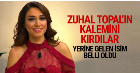 Star TV'de Zuhal Topal'ın yerine Balçiçek İlter