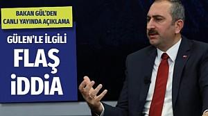 Abdulhamit Gül'den Gülen Mısır'a kaçacak açıklaması
