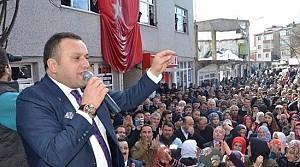 AK Parti'de istifa depremi! Aday olamayınca istifa etti