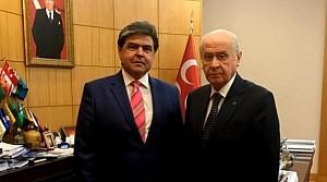 'Bir ülkünün peşinde 50 yıl' MHP Adana'dan Davet !