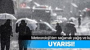 Bugün hava nasıl olacak? Meteoroloji uyardı!