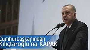 Cumhurbaşkanı Erdoğan Kızılcahamamda kükredi