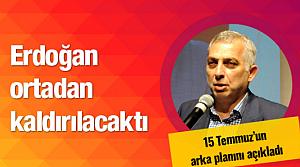 Erdoğan ortadan kaldırılacak Putin tasfiye edilecekti