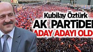 Gazeteci Kubilay Öztürk Ak PartiEden Aday Adayı Oldu
