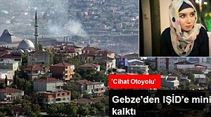 Gebze'den IŞİD'e Minibüs