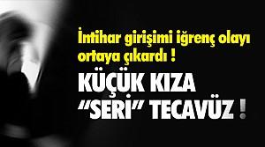İNTİHARIN ARDINDAN SERİ TECAVÜZ DEHŞETİ ÇIKTI !
