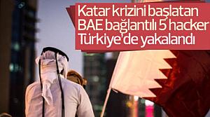 Katar haber ajansına saldıran 5 Türk gözaltına alındı