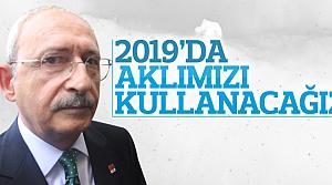 Kılıçdaroğlu'na 2019 adayı soruldu