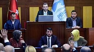 Pendik Belediyesi Encümen ve Komisyonlar üyeleri