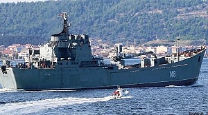 Rus savaş gemisi yola çıktı: Akdeniz'e gidiyor!