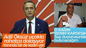 Toptancı Adil Öksüz'den CHP'li Tezcan'a suç duyurusu
