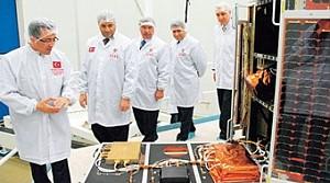 Türkiye uzay çalışmalarında Asya-Pasifik'in CEO'su oldu