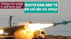 Türkiye'nin aldığı S-400'ler! Rusya'dan ABD'ye: Endişe etmesi için haklı gerekçesi var