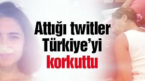 Türkiye'ye korkutan twitler!
