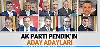AK Parti Pendik'te Kaç aday adayı var?...