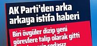 AK Parti'den arka arkaya istifa haberi! Siirt ve Iğdır İl Başkanı istifa etti