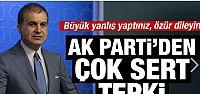 AK Parti'den BM'ye çok sert tepki