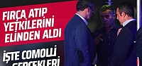 Ali Koç Comolli'nin yetkilerini elinden aldı istifasını bekliyor