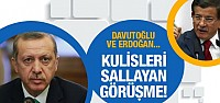 Ankara'da kulisleri sallayan görüşme!...