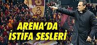 ARENA'DA İSTİFA SESLERİ !