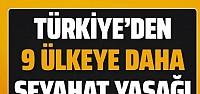 Bakan Turhan açıkladı: Türkiye'den 9...
