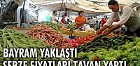 Bayram yaklaştı sebze fiyatları tavan yaptı